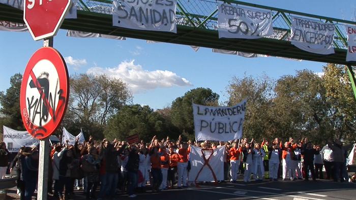 ACCIONES DE PROTESTA
